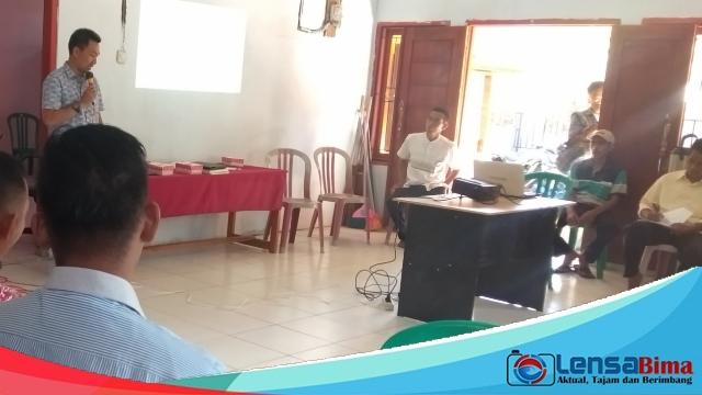 Solud NTB Gelar Sekolah Anggaran Desa Di Desa Nggembe
